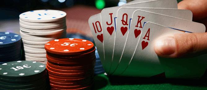 포커의 게임 플레이